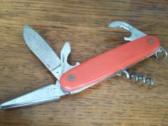 安物の五徳ナイフ